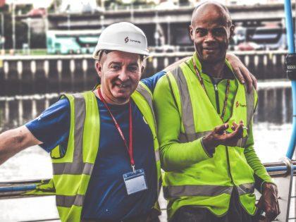 Helden der Baustelle gesucht für DMAX